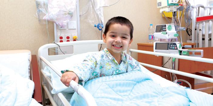 القسطرة القلبية للأطفال