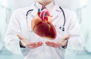 نتائج القسطرة القلبية