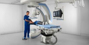 الأشعة التداخلية و دورها في علاج الأورام